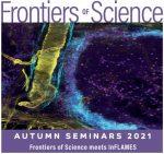 Frontiers of Science -seminaariohjelma syksylle 2021 on valmis